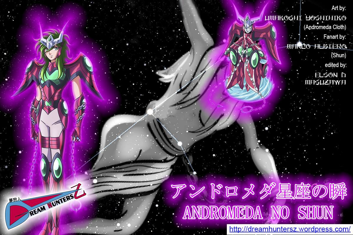 Andromeda no Shun - Shinsei Bronze Cloth